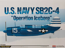 "Academy 1/72 US Navy Curtiss SB2C-4 Helldiver opération ""ICEBERG"" limited Editio"