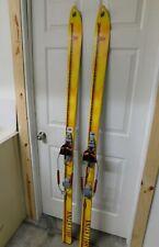 K2 Heli Stinx, Telemark 190 cm Skis, w/ Voile Cable Bindings -all near pristine