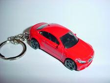 NEW 3D RED BMW M2 CUSTOM KEYCHAIN keyring key racing finish M series RACE BLING!