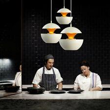 White Pendant Light Kitchen Pendant Lighting Bar Lamp Room Modern Ceiling Light