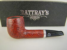 Rattray's pipe pipa Lily jabones Shape 74 9mm filtro