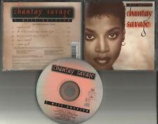 CHANTAY SAVAGE I will Survive 5TRX 2 REMIXES & INSTRUMENTAL & ACAPELA CD single