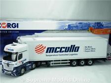 CORGI MERCEDES ACTROS MCCULLA CC15805 FRIDGE 1:50 MODEL MODERN TRUCK IRELAND K8Q