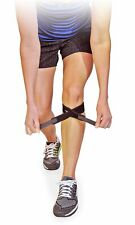 CROSSTRAP Stabilizing Patella Strap | Patella Knee Strap for Running, Cycling