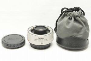 """MINT"" Canon EXTENDER EF 1.4X II Teleconverter for EOS EF Mount #210925g"