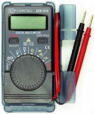 Kyoritsu 1018h Digital Pocket Multimeter With Hard Case