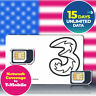 USA 15 Day UNLIMITED DATA T-MOBILE Prepaid Travel Hotspot SIM Card United State