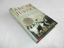 """1925 Detroit  Black Dr kills an attacker & defended by Darrow   """"ARC OF JUSTICE"""""""