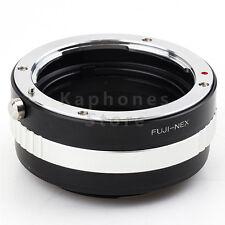 LENS Adapter For Fuji AX To Sony NEX E-Mount NEX-6 NEX-5R 5N 5C C3 3 5 7 A6000