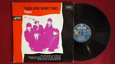 THEM - One more time ( Lp )