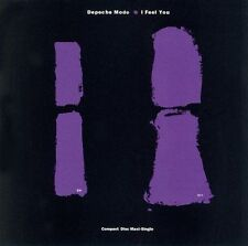 Depeche Mode I Feel You RARE Out of Print CD Single '93 (NEW) Purple Cover