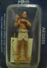 AEG050 - FIGURA EGIPCIA  DE PLOMO  - DEL PRADO