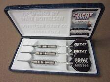 Great White 25g Steel Tip Darts 90% Tungsten 259GGW2 w/ FREE Shipping