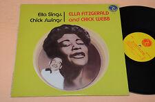 ELLA FITZGERALD LP USA 1974 TOP JAZZ NM ! UNPLAYED ! MAI SUONATO !!!!!!!!