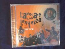 COLONNA SONORA - LAVORARE CON LENTEZZA. SEALED CD
