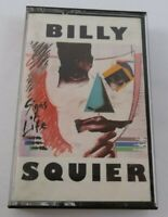 Billy Squier Signs Of Life Cassette Tape 1984 4Xj12361