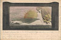 Art Nouveau Lady Ad Astra! 05.46