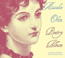 POETRY ALBUM - OHTA,MASAKO   CD NEU BACH/BEETHOVE/BRAHMS/+