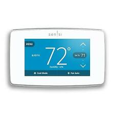 Emerson Sensi White Thermostat with Wi-Fi Compatibility ST75W