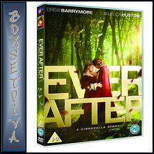 EVER AFTER - A CINDERELLA STORY  - Drew Barrymore **BRAND NEW DVD ***