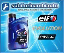 OLIO MOTORE ELF EVOLUTION 700 STI 10W40 1L