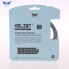 Big banger Tennis string Brand Alu Power 125 for Big Banger ,10pcs/lot :grey