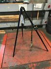 H45 Tent Stove 5 Gallon Tripod Stand Military New Old Stock