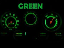 Gauge Cluster LED Dashboard Bulb Green For Chevy 67 72 C/K Truck C10 - C30