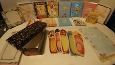 Mary Engelbreit ~ 12 Pieces ~ Mostly Cards & Notepads Plus 7 other Brands