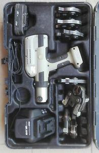 viega pressgun picco with 8 press pliers pressjaws pressmaschine raxofix pliers