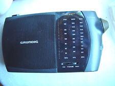 Grundig Prima Boy 80 3 Band Radio mit Griff