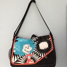 Universal Studios Cat In The Hat Thing 1 Messenger Bag Dr Seuss