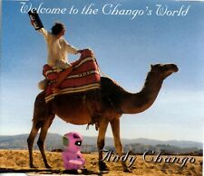 Andy Chango ‎– Welcome To The Chango's World - CD Single Promo 1998