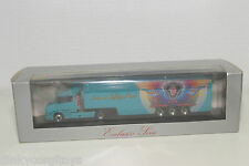 HERPA SCANIA 124L 124 L TORPEDO TRUCK WITH TRAILER SAFETY FIRST MINT BOXED