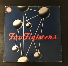 FOO FIGHTERS!! THE COLOUR AND THE SHAPE! RARE 1997 UK 1ST PRESS VINYL RECORDI