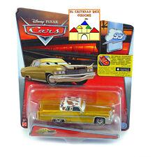 CARS Personaggio TEX DINOCO in Metallo scala 1:55 by Mattel Disney DLY66