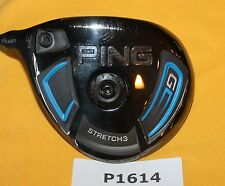 Ping 2016 G Series 13º Stretch 3 Wood Alta 65 Stiff Graphite Tool P1614 MINT LH
