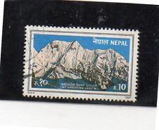 Nepal Paisajes Serie del año 1987 (DK-74A)
