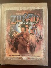 Secret of Zir'An Role-Playing Game Rules