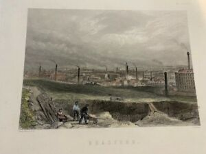 Antique print/engravings.  YORKSHIRE  . PRIVATE COLLECTION FOR SALE
