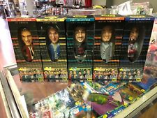 2001 N Sync Bobble Head Dolls Complete Set of 5 Best Buy Justin Timberlake