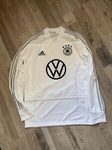 Adidas DFB Deutschland Germany EM Shirt noTrikot VW Volkswagen EM Climalite Gr.M
