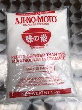 AJINOMOTO MONOSODIUM GLUTAMATE (MSG) 1kg In Original Packaging Not Repacked