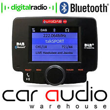 Autodab-go Plug N Play Universal Car DAB Radio Digitale E VIVAVOCE BLUETOOTH KIT