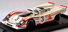 1 43 Brumm Porsche 917 K #3 Daytona Ahrens/elford 1970