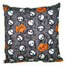 Nightmare Before Christmas Jack Skellington Pillow Skellington Head Made IN USA