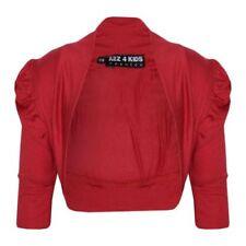 Vêtements rouge à manches courtes pour fille de 4 à 5 ans