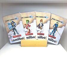 Fire Emblem Chrom, Tiki, Alm, Celica Amiibo  *CARD*NFC Tag