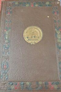 (1921) ENCYCLOPEDIA OF FREEMASONRY BOOKS~ALBERT MACKEY~VOLUME 1 A-L ~HTF