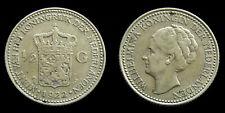 Netherlands - 1/2 Gulden 1922